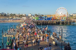 Santa Monica Amerika